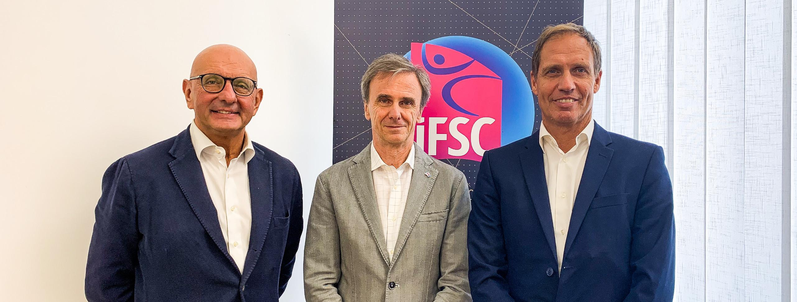 IFSC STAFF ATTEND FIRST INTERNAL SEMINAR IN THE LEAD UP TO TOKYO 2020