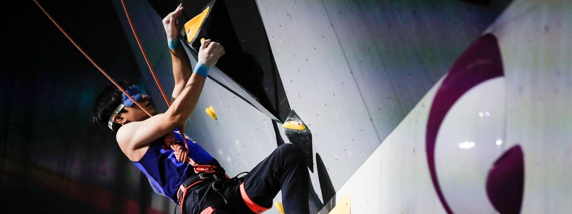 VICTORY FOR AUSTRIA, FRANCE, GREAT BRITAIN, ISRAEL, AND JAPAN IN MEN'S PARACLIMBING FINALS