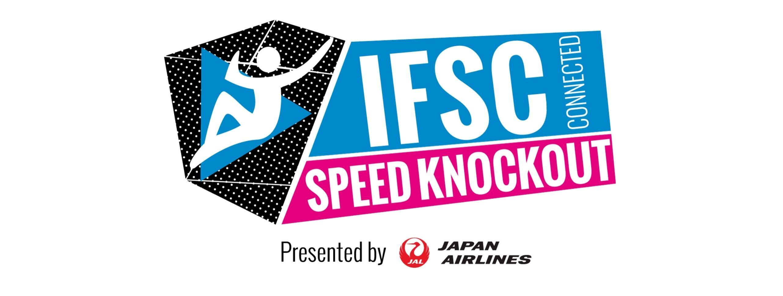 IFSC CONNECTED SPEED KNOCKOUT TO STREAM ON YOUTUBE, FACEBOOK AND WEIBO