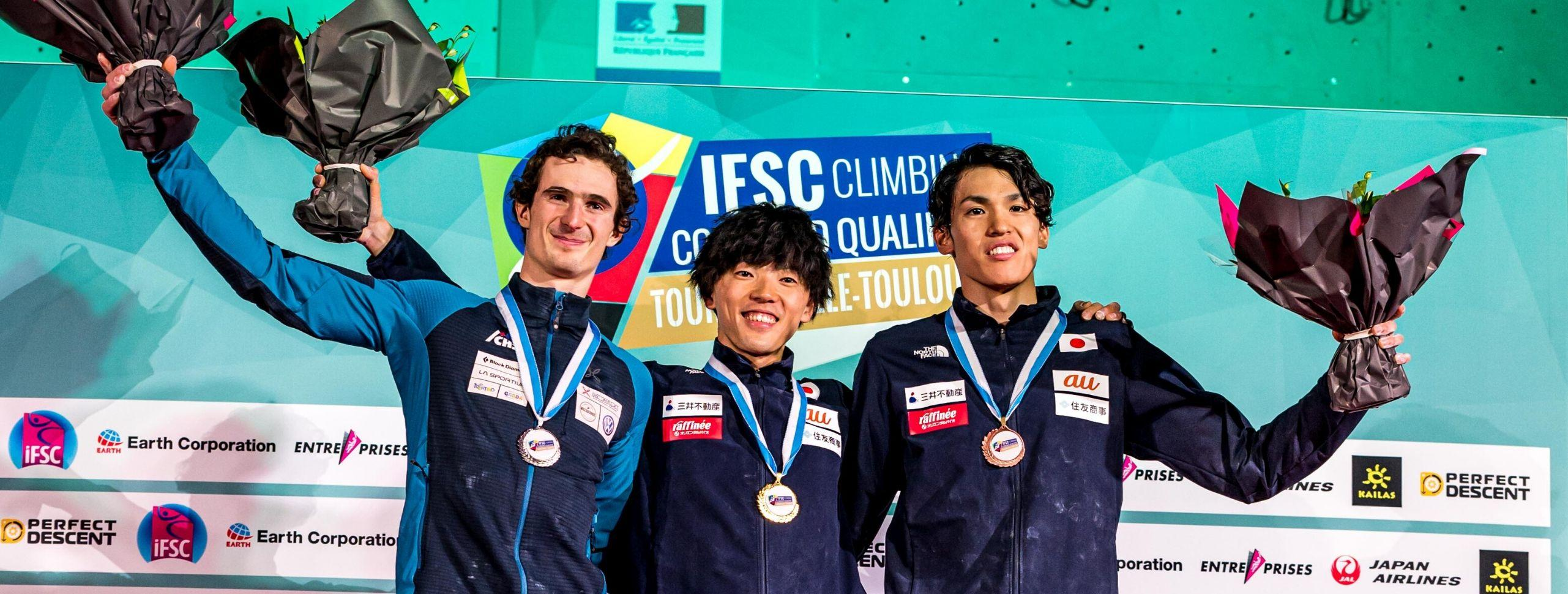 Two Medals for Japan and Six New Olympians