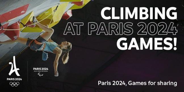 Sport Climbing One Step Closer to Paris 2024