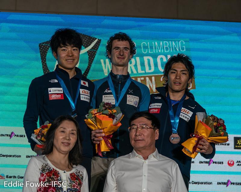 IFSC 2019 Xiamen Lead Men