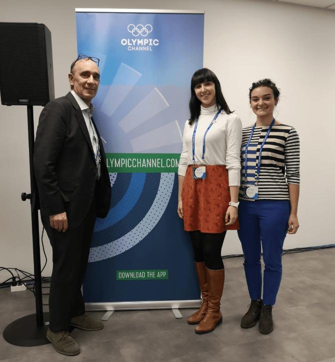 IFSC IWGA Media Workshop 2019 4