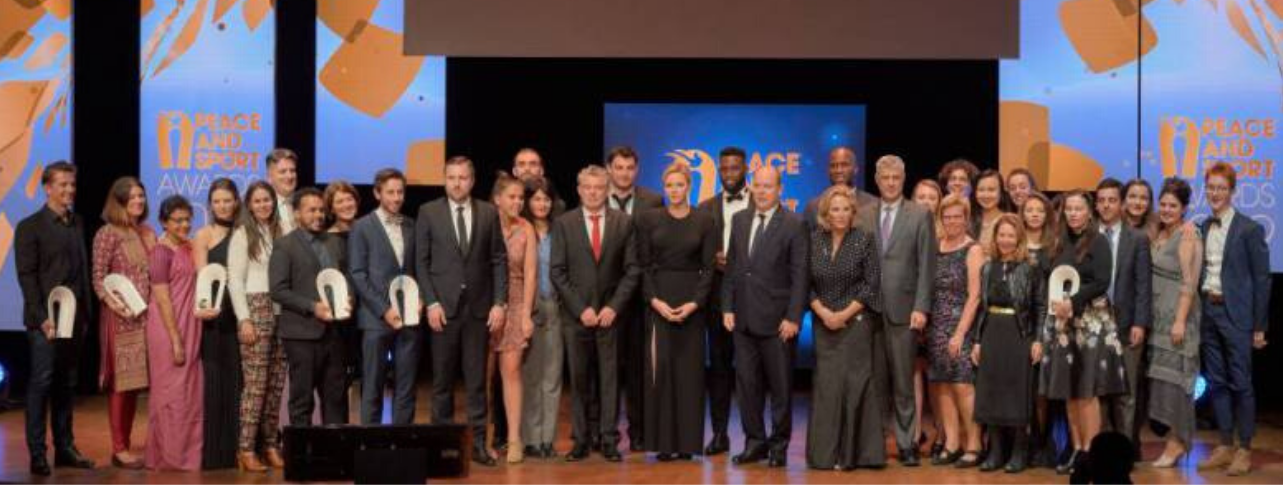 IFSC Honorary Member Attends Peace & Sport International Forum