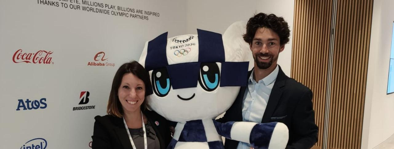 IFSC Attends Tokyo 2020 Seminar at Olympic House in Lausanne, Switzerland