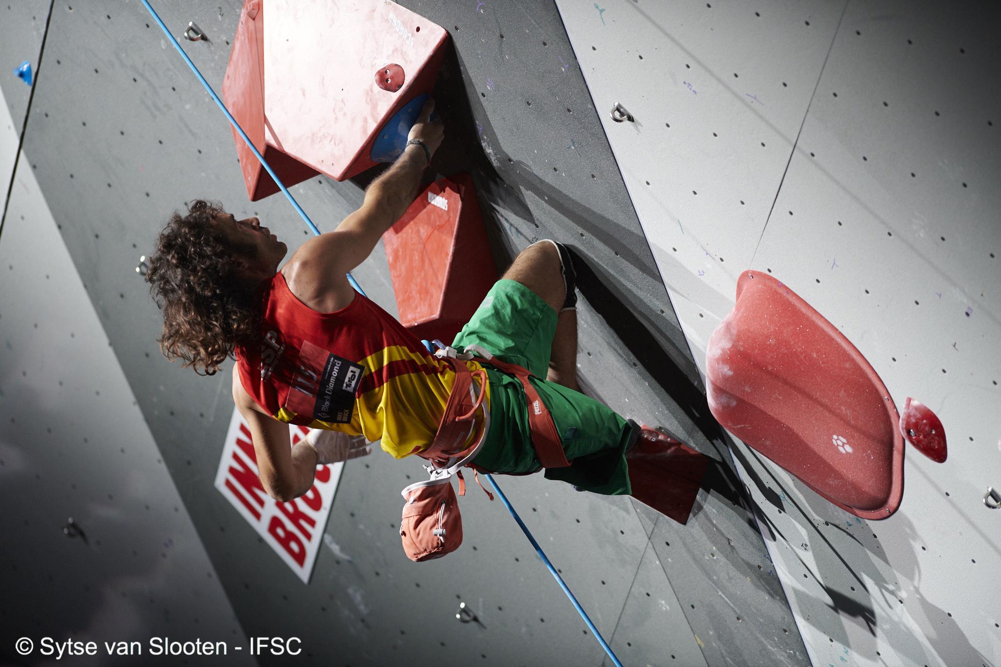 201124 IFSC Press Release Three Paraclimbing world cups to enrich the 2021 Sport Climbing calendar