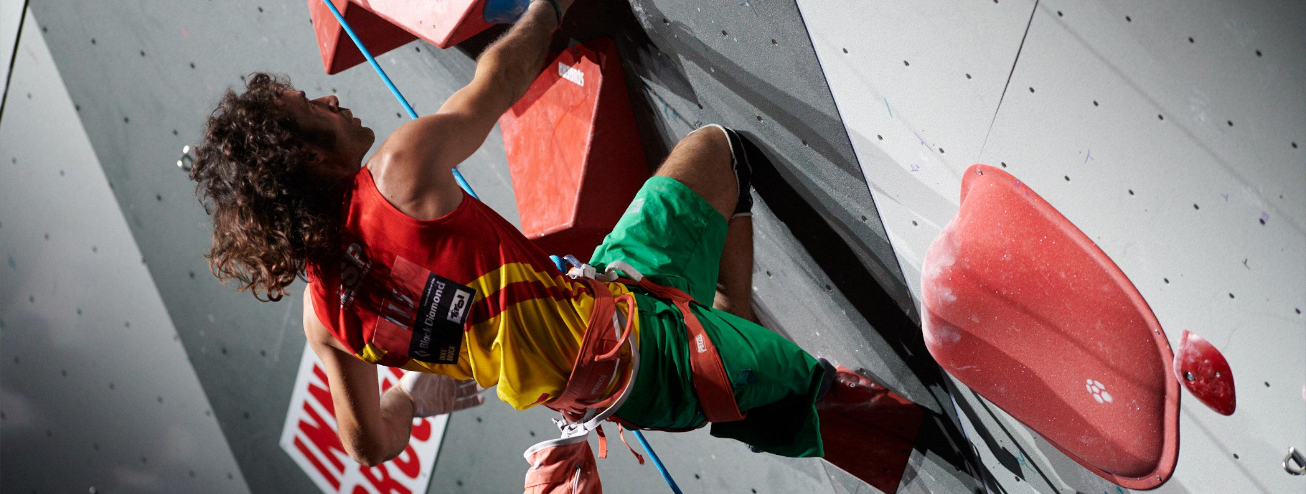 THREE PARACLIMBING WORLD CUPS TO ENRICH 2021 SPORT CLIMBING CALENDAR