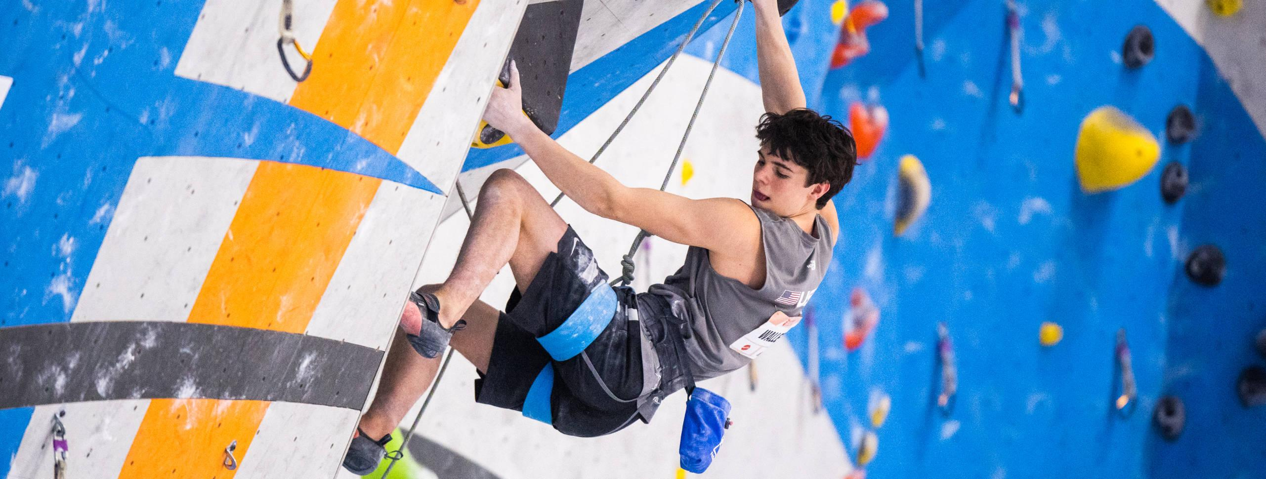 SALT LAKE CITY TO HOST TWO IFSC WORLD CUPS IN 2021