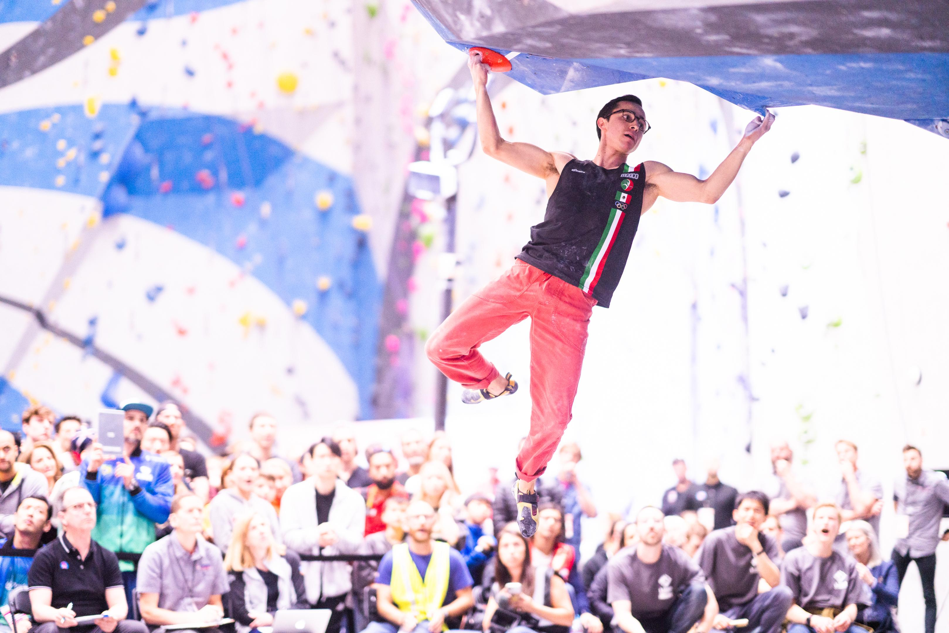 201216 IFSC News Sport Climbing to debut at Pan American Games Santiago 2023