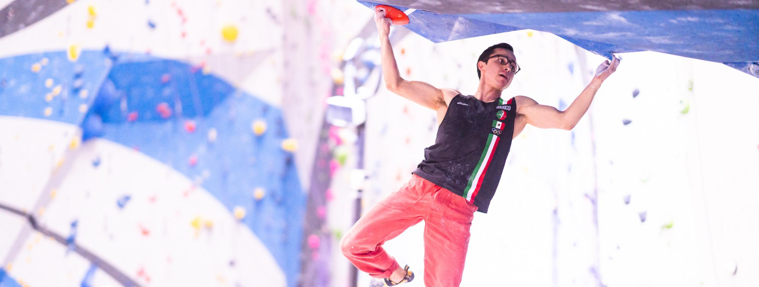 SPORT CLIMBING TO DEBUT AT PAN AMERICAN GAMES SANTIAGO 2023
