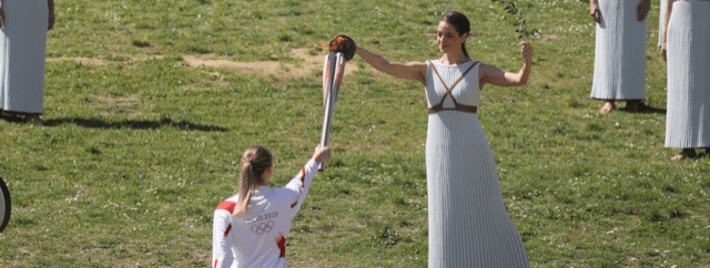 Olympic Flame sparks Olympic Games Tokyo 2020 to Life