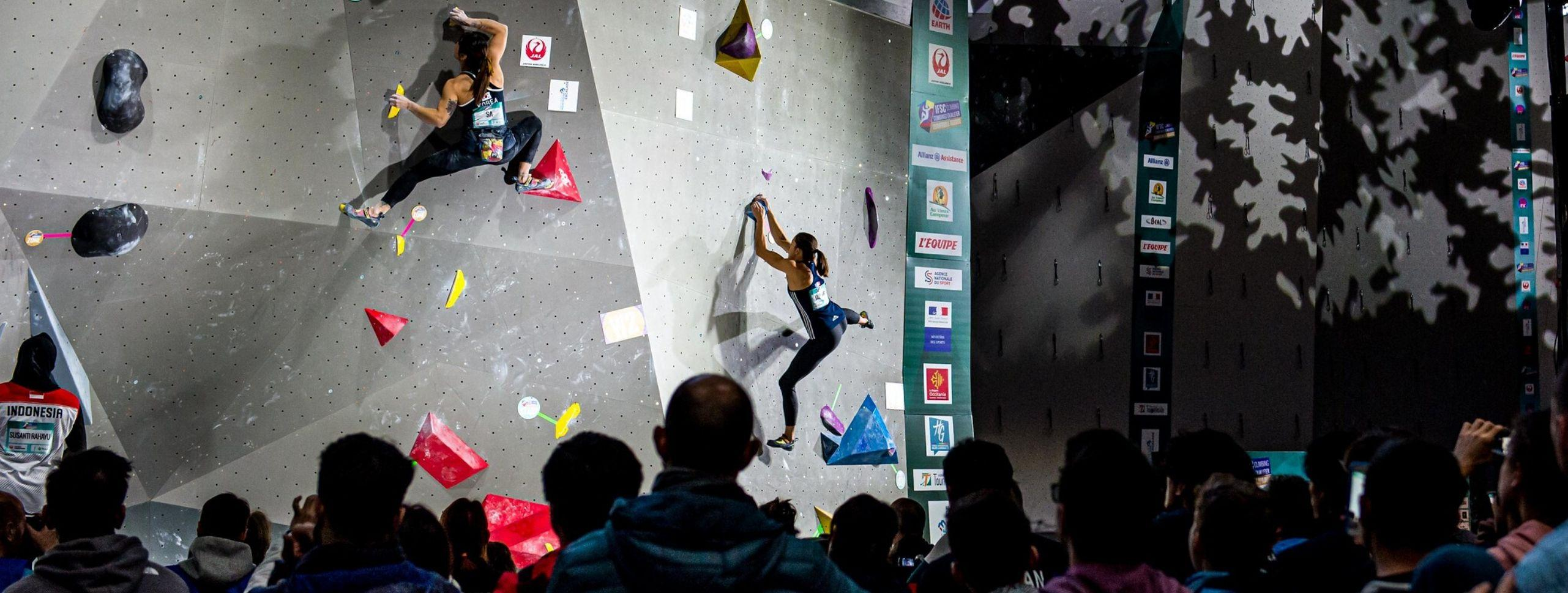 IFSC Calendar 2020: Soaring to New Heights