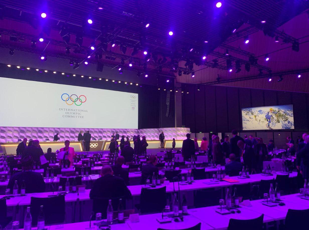 IFSC Attends IOC Session January 2020 2