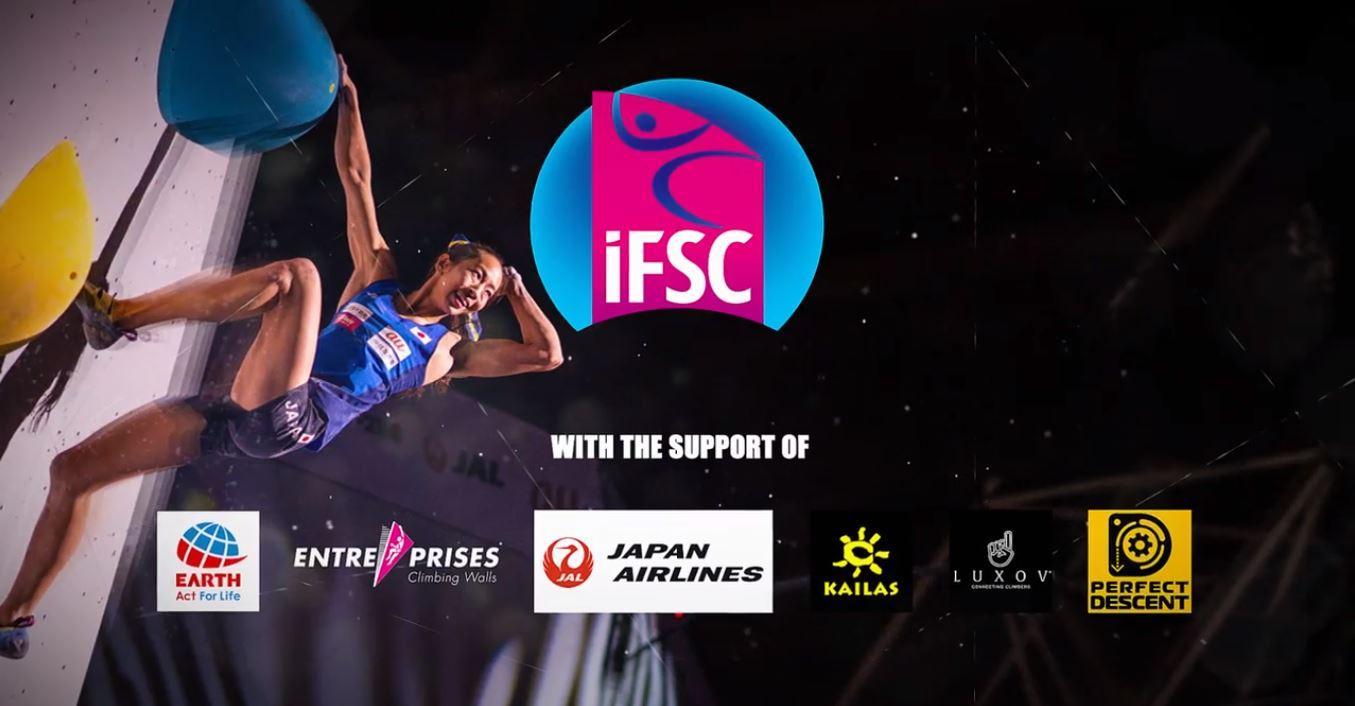 IFSC Combined Video Thumbnail