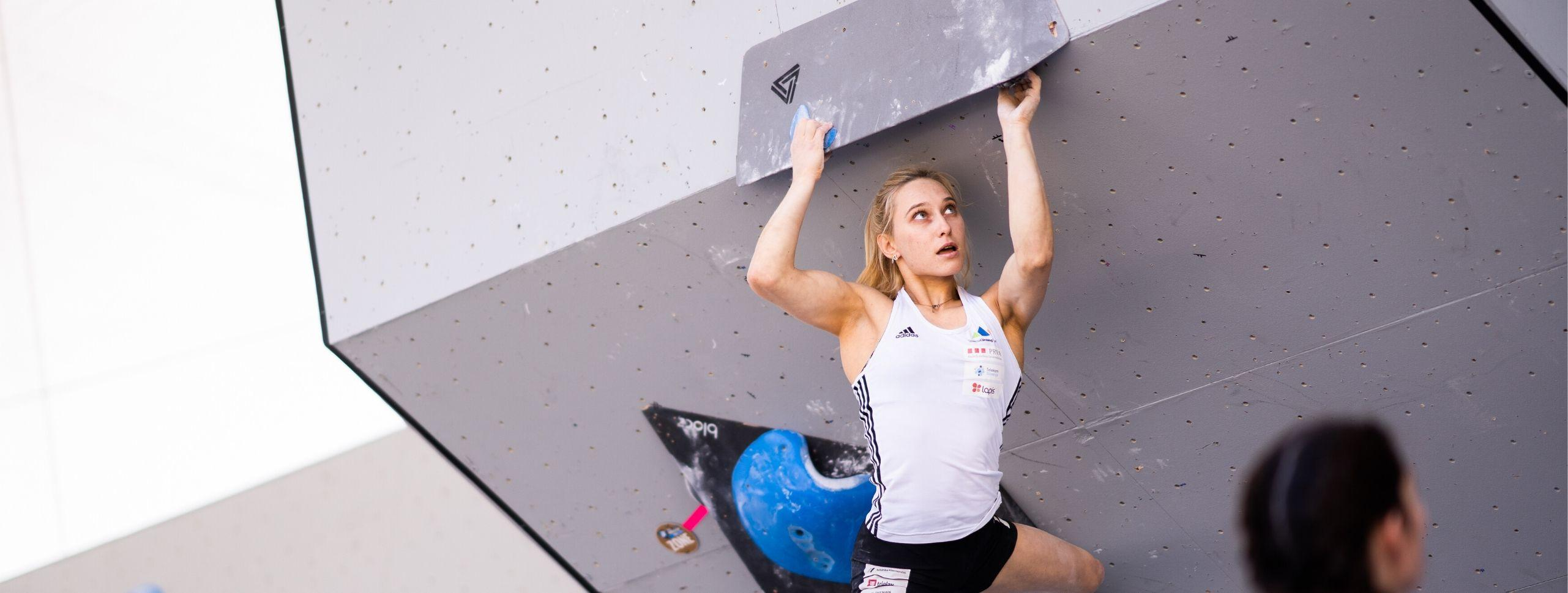 Sport Climbing's Janja Garnbret Nominated as a Forbes 30 Under 30 for Europe