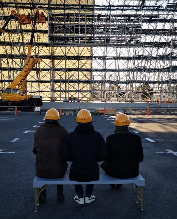 IFSC Olympic Sport Climbing Venue Tokyo 2020 5