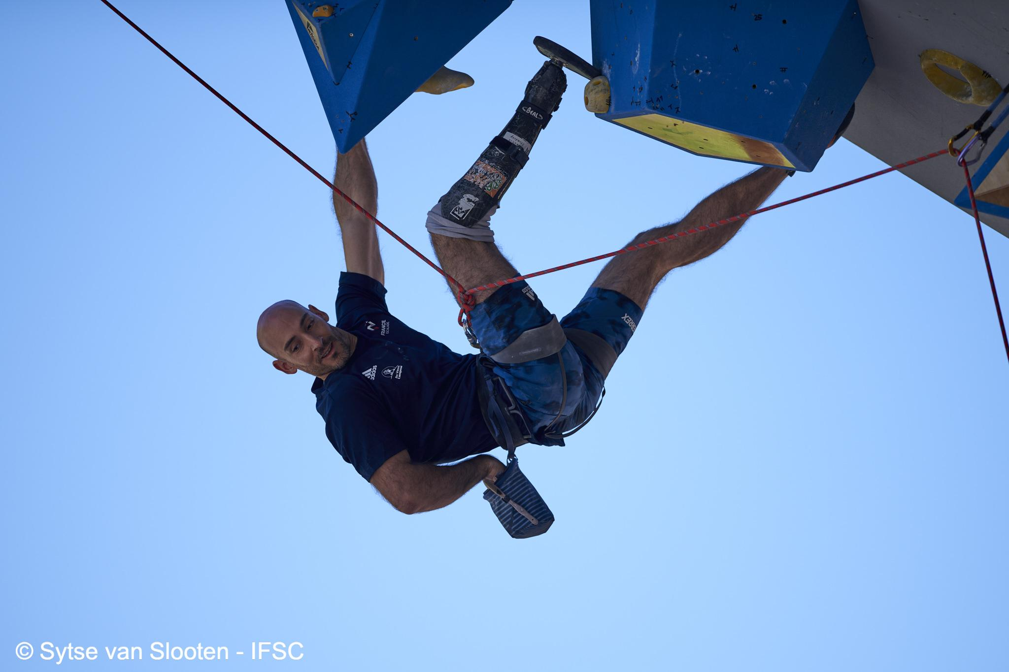 210111 IFSC News Paraclimbing set for a big leap forward in 2021