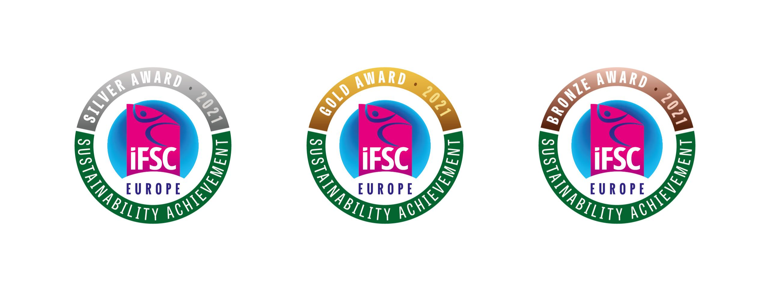 IFSC EUROPE PRESENTS THE 2021 SUSTAINABILITY AWARD