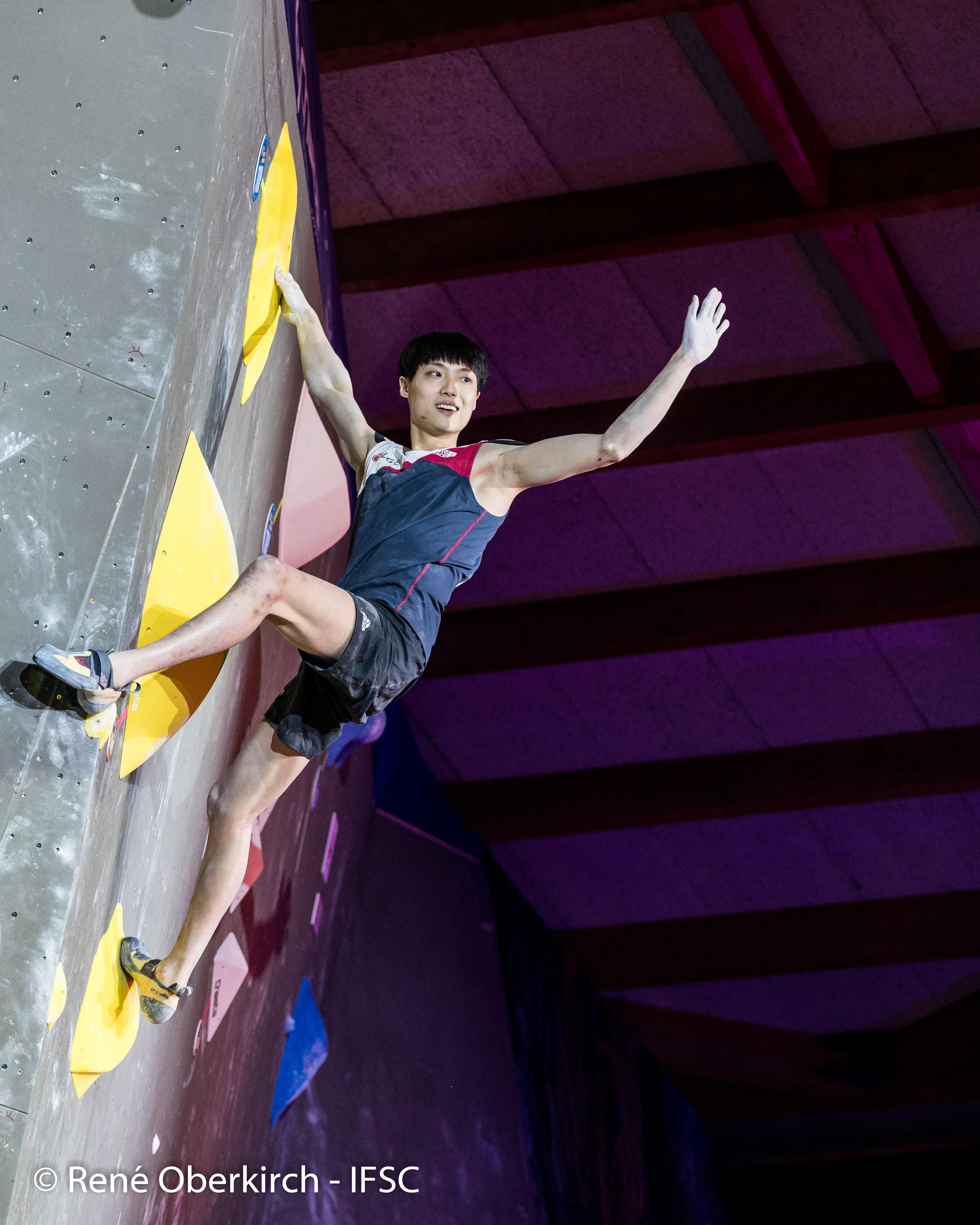 210309 IFSC Press Release Tokyo 2020 lineup now complete with South Korean climbers officially qualified 01