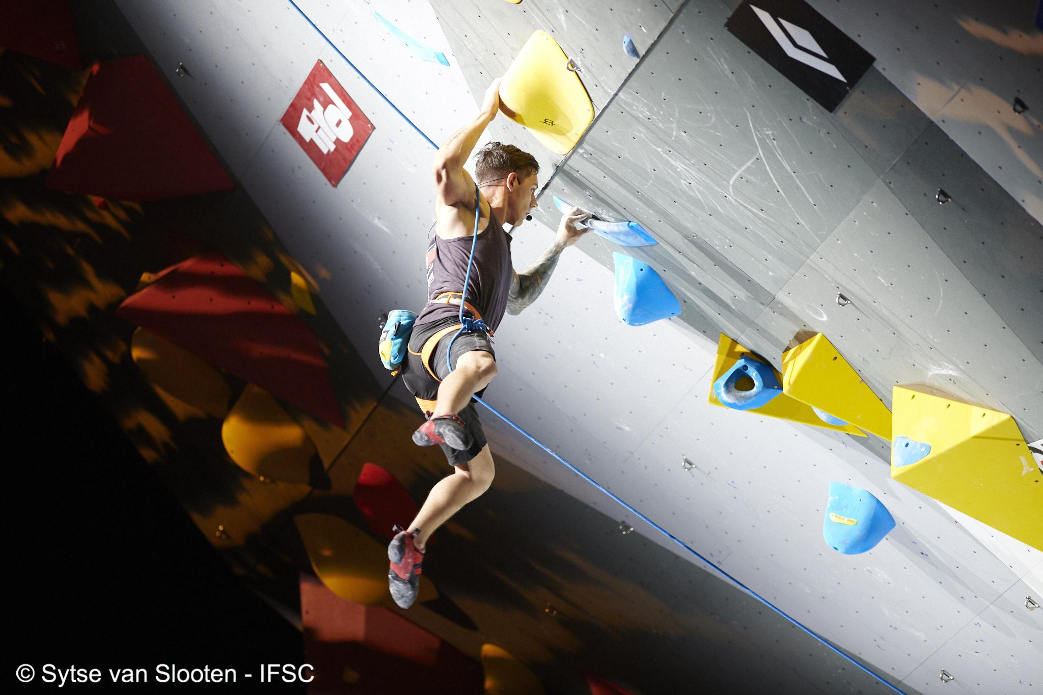 210323 IFSC Press Release Third Paraclimbing World Cup of the season to take place in Los Angeles