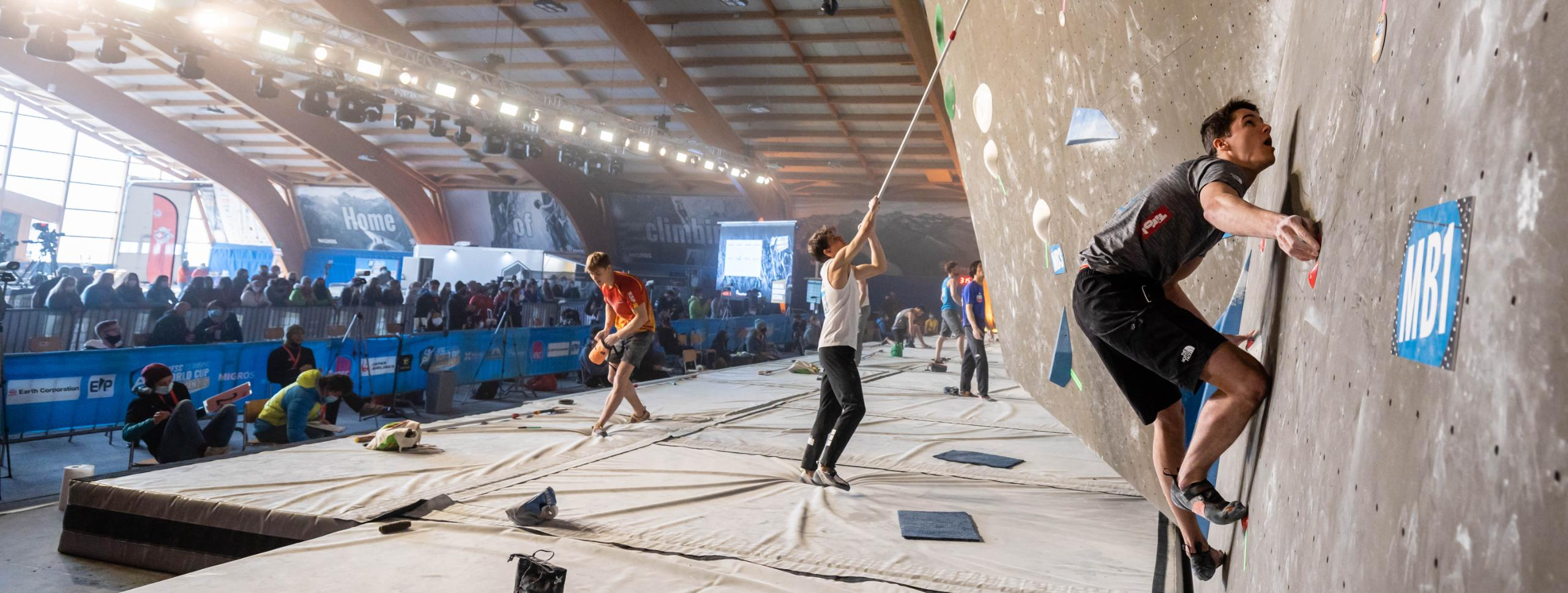 BOULDER IS BACK! THE IFSC WORLD CUP IN MEIRINGEN KICKS OFF TOMORROW