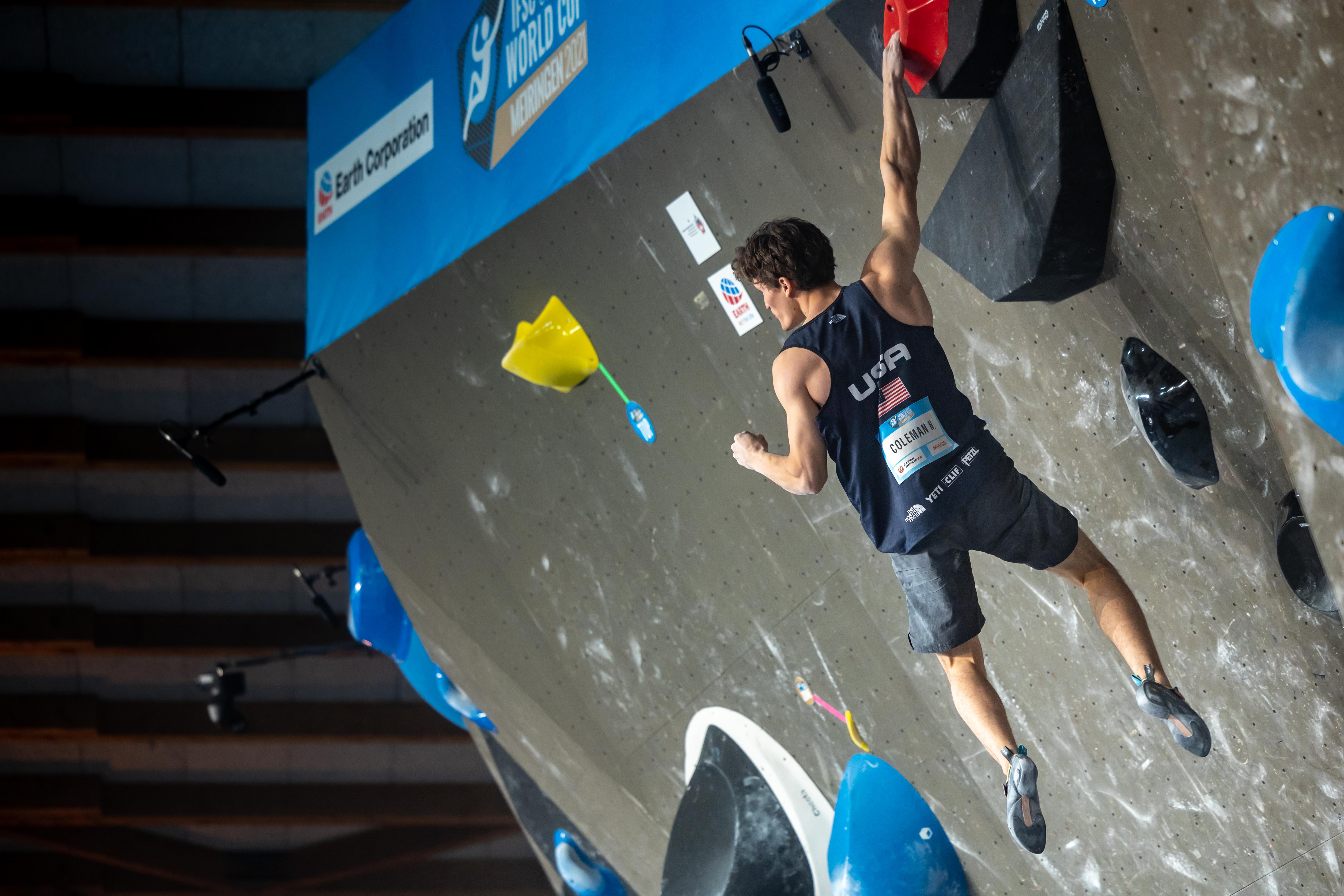 210420 IFSC News Salt Lake City Sport Climbing Tickets Now On Sale