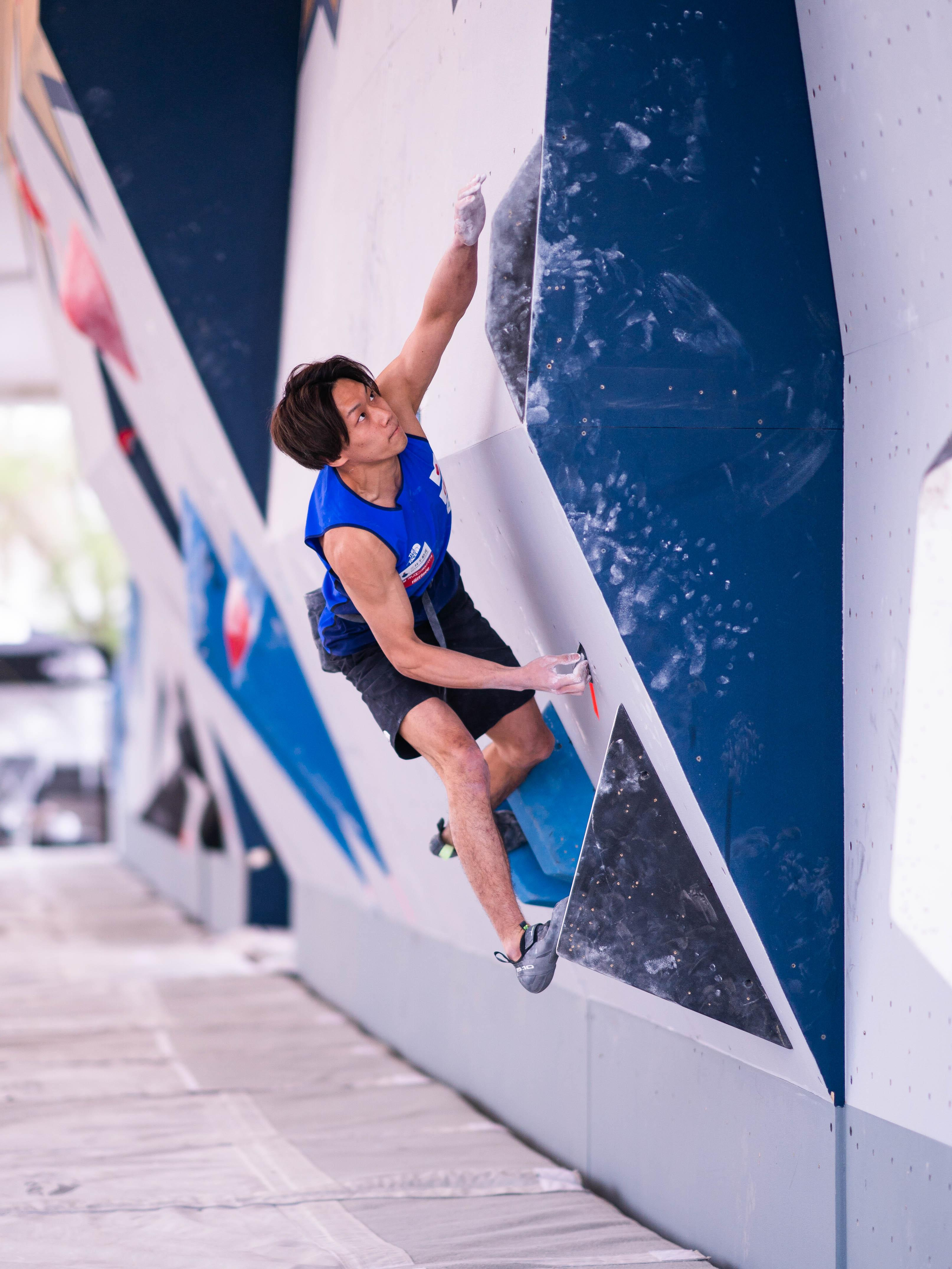 210521 IFSC News Ogata Ondra sweep the mens boulder qualification in Salt Lake City