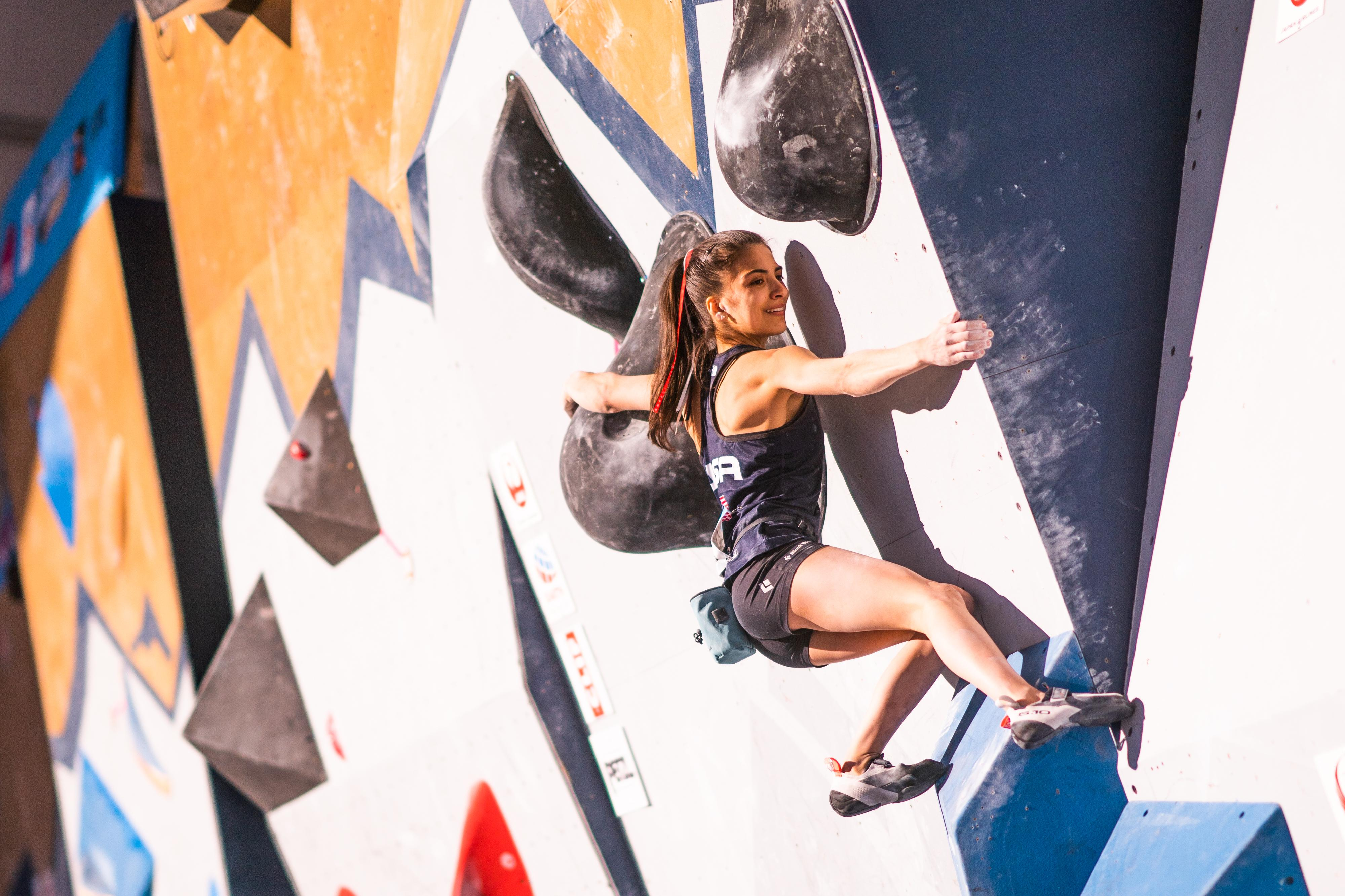 210530 IFSC News Team USA crushes both Boulder finals in Salt Lake City with Bailey and Grossman