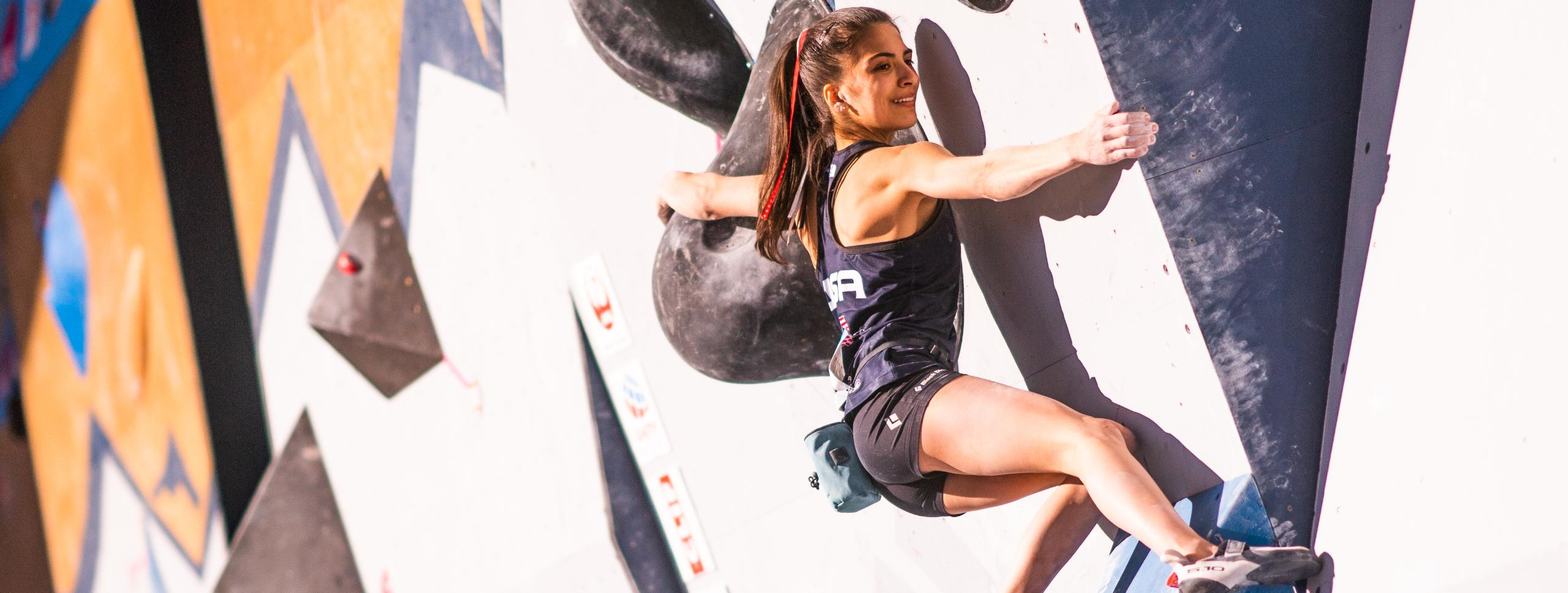 TEAM USA CRUSHES BOTH BOULDER FINALS IN SALT LAKE CITY WITH BAILEY AND GROSSMAN
