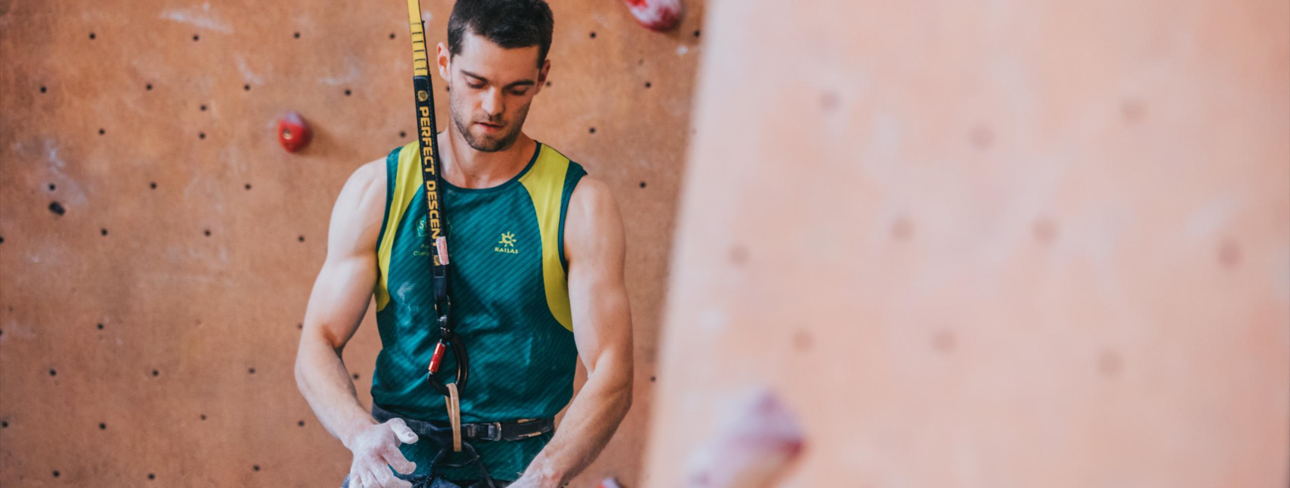 PERFECT DESCENT: AUTO BELAY SUPPLIER TO TOKYO 2020 OLYMPIC GAMES