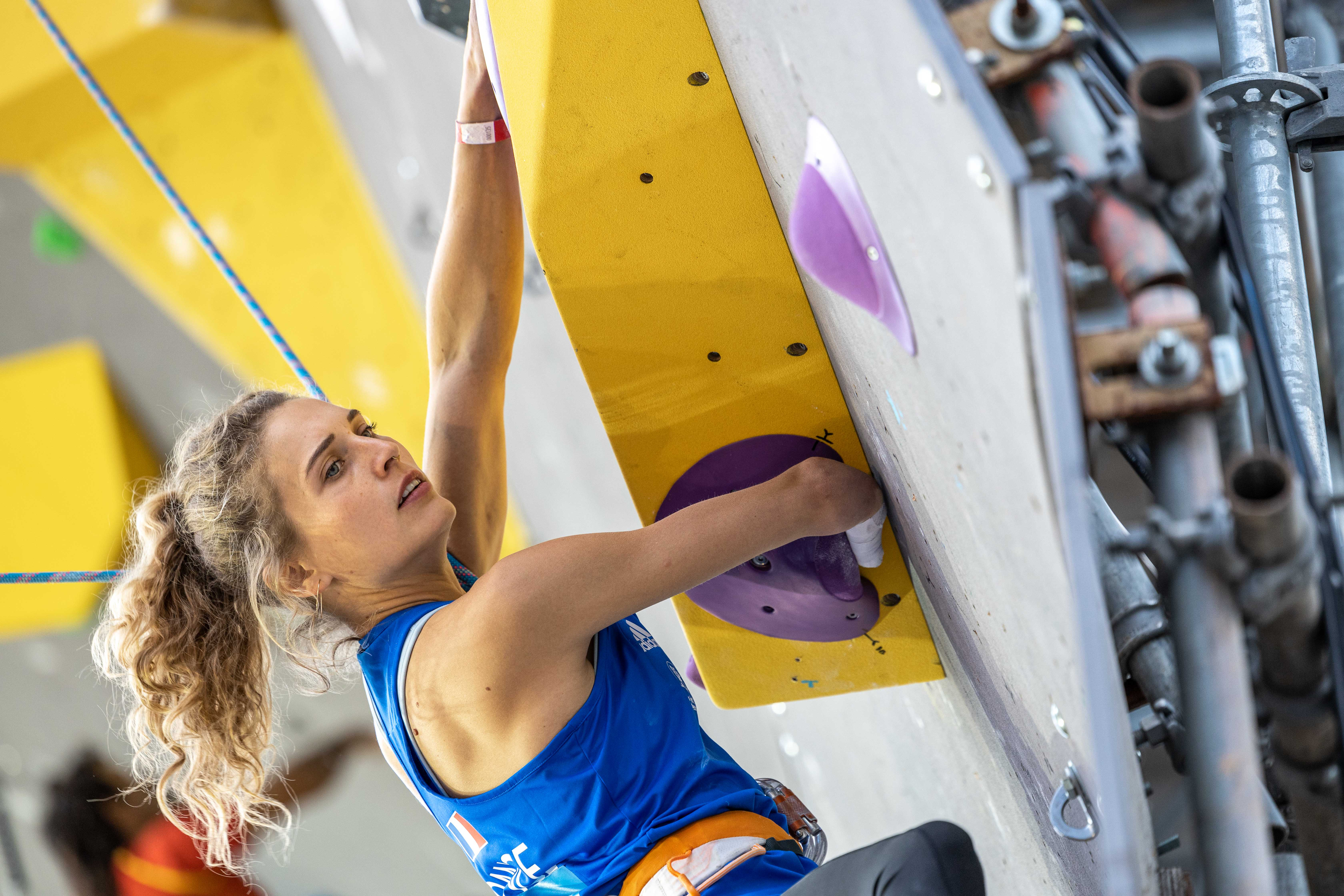 210715 IFSC News France dominates the Paraclimbing finals in Briancon wins four gold medals