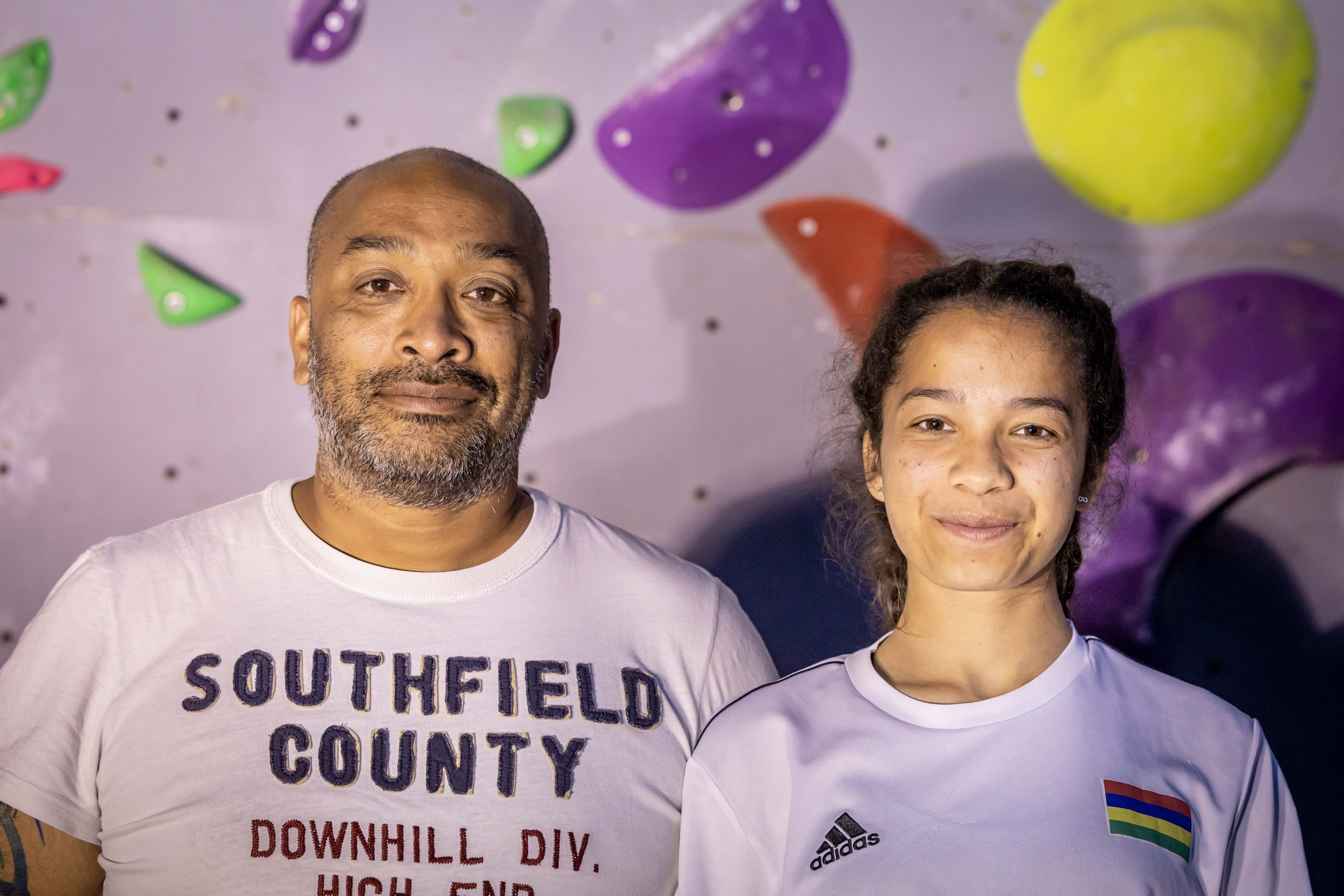 210719 IFSC News Development of Sport Climbing moves another step forward as Mauritius makes first IFSC World Cup appearance in Briancon