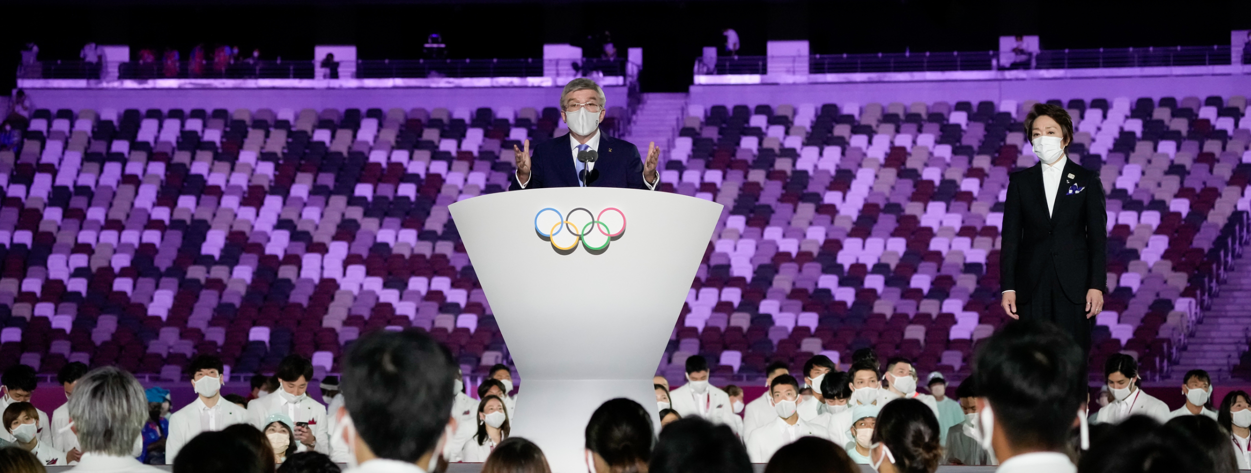 PROMINENT ROLE FOR SPORT CLIMBING DURING TOKYO 2020 OPENING CEREMONY