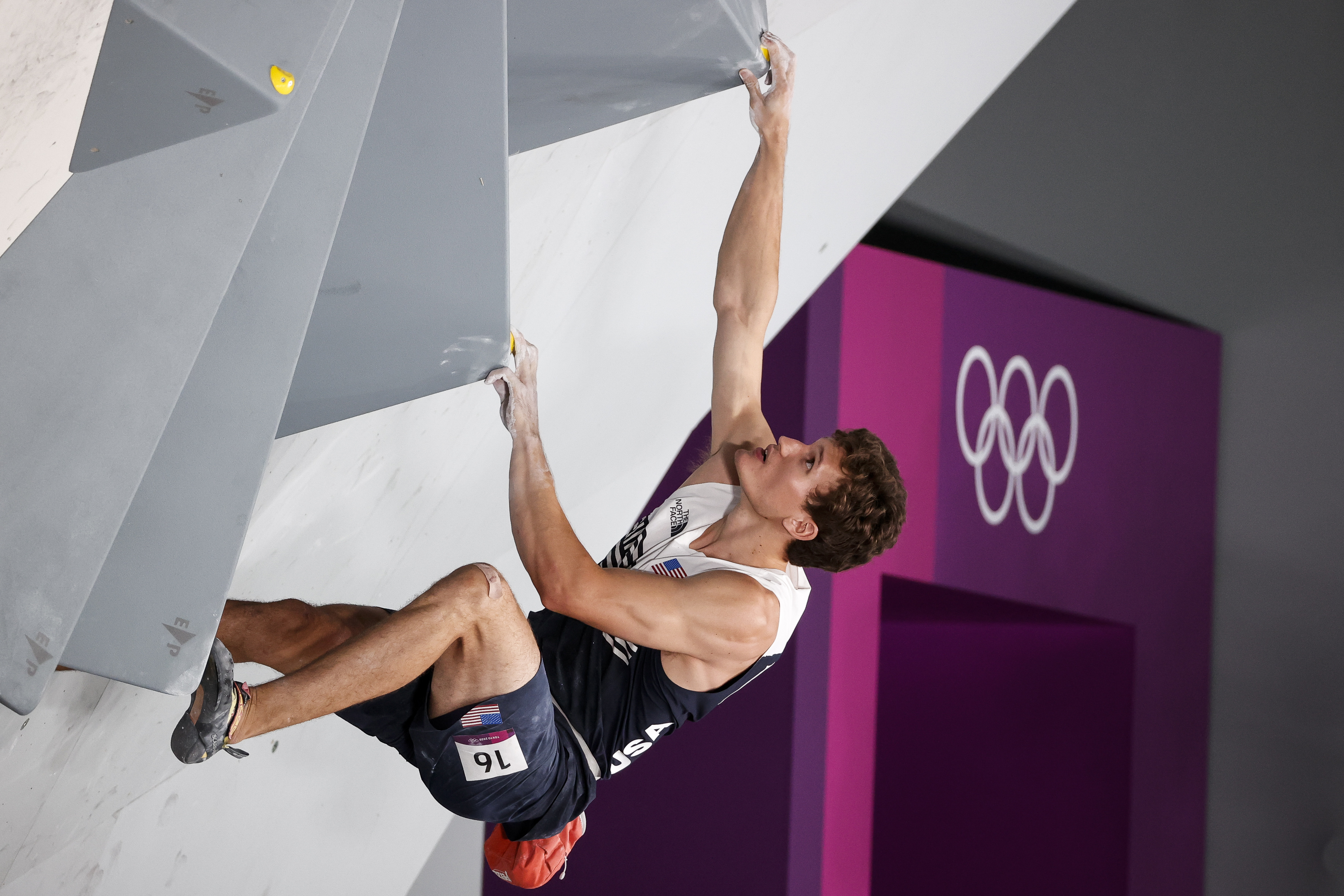 210805 IFSC News First Ever Sport Climbing Olympic Gold for Gins Lpez 3