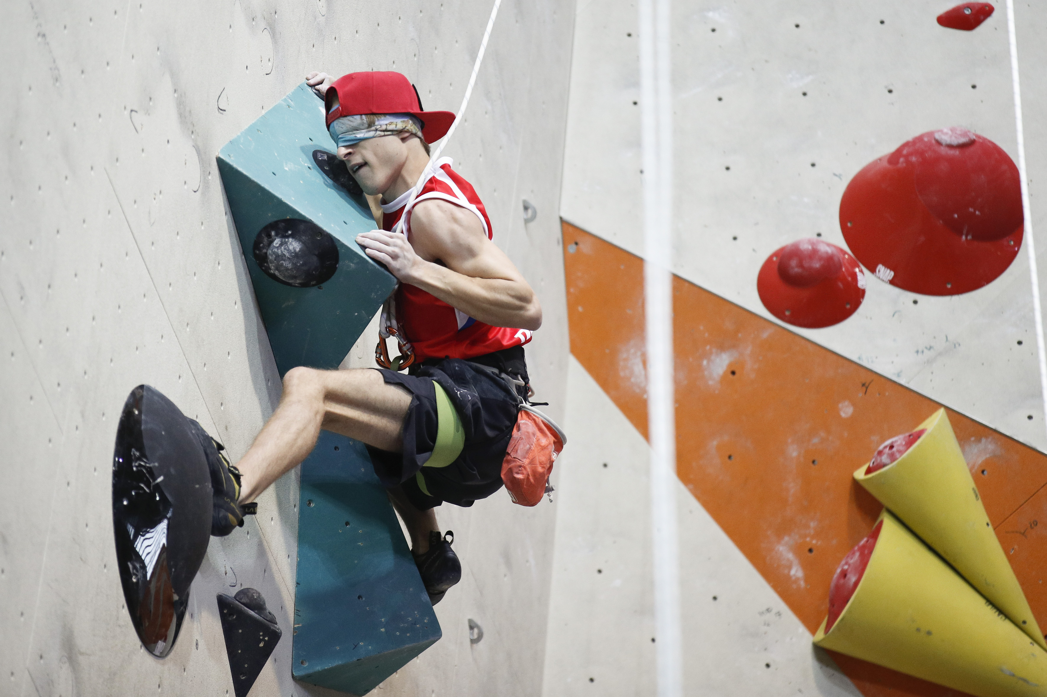 210915 IFSC News Paraclimbing qualifications kicked off in Moscow