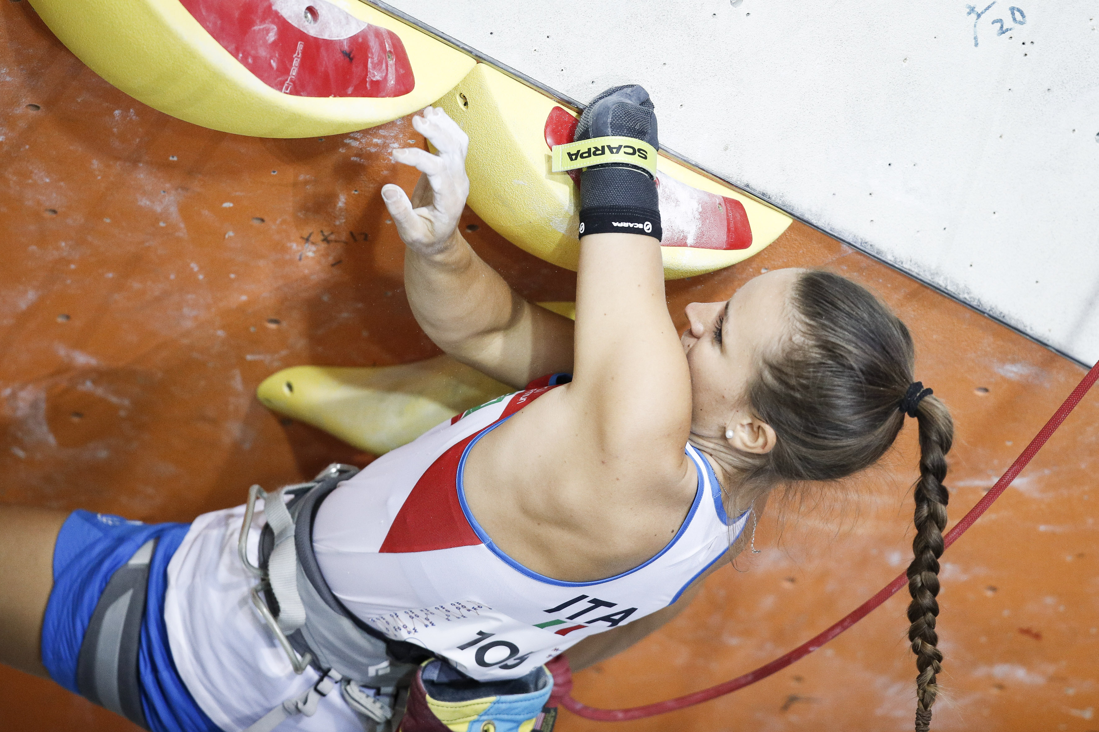 210916 IFSC News Paraclimbing qualifications closed in Moscow