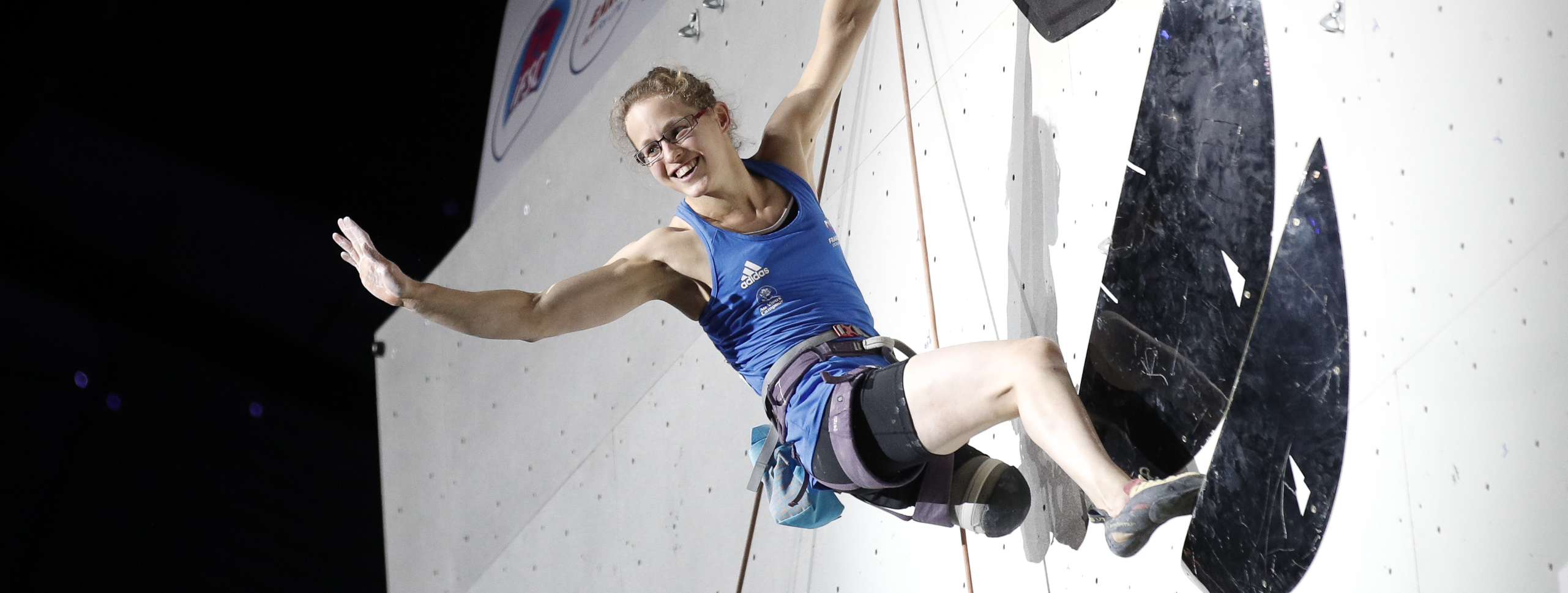 GREAT BRITAIN, BELGIUM, AND FRANCE CLAIM WOMEN'S PARACLIMBING WORLD TITLES IN MOSCOW