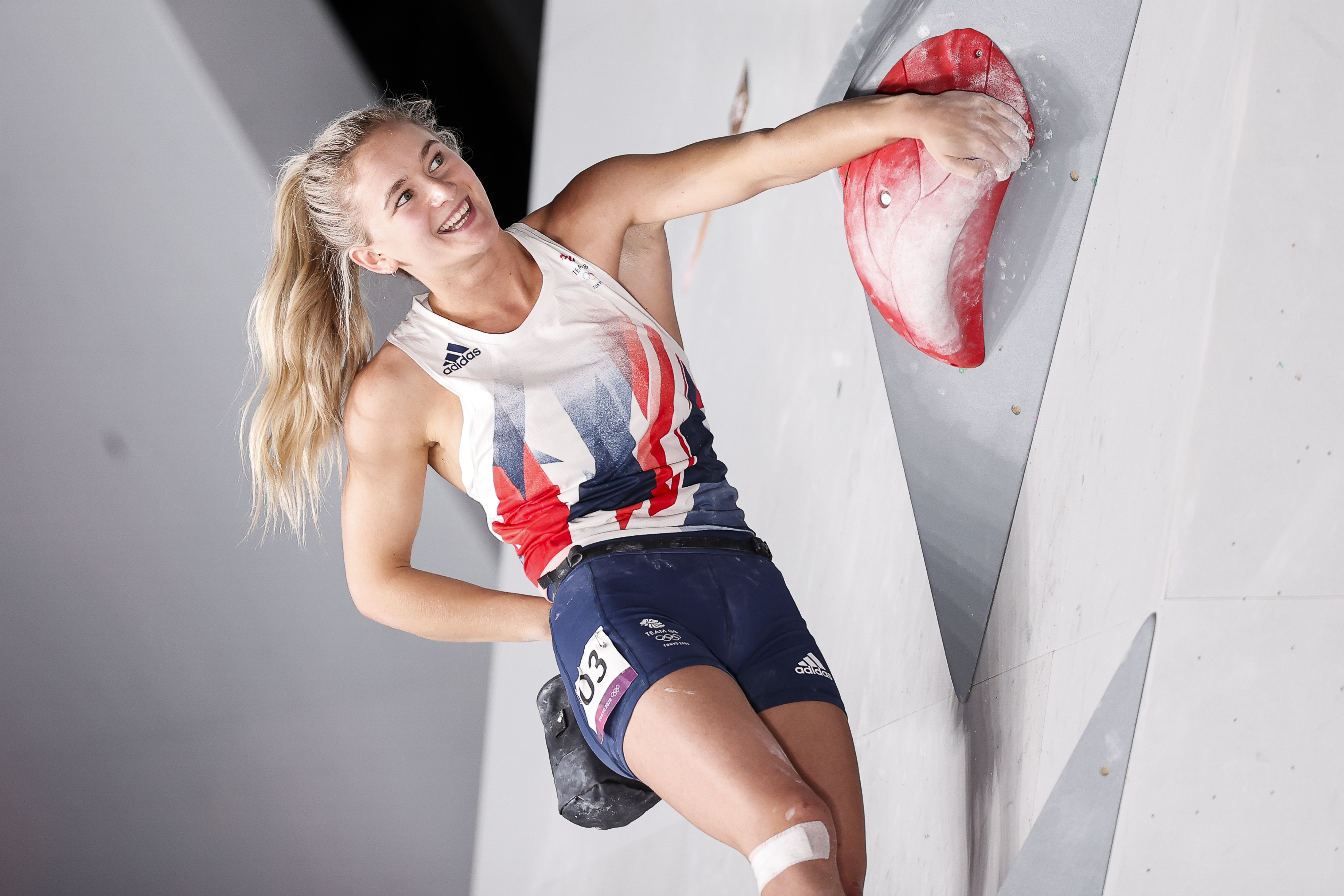 210927 IFSC News Shauna Coxsey elected President of the IFSC Athletes Commission