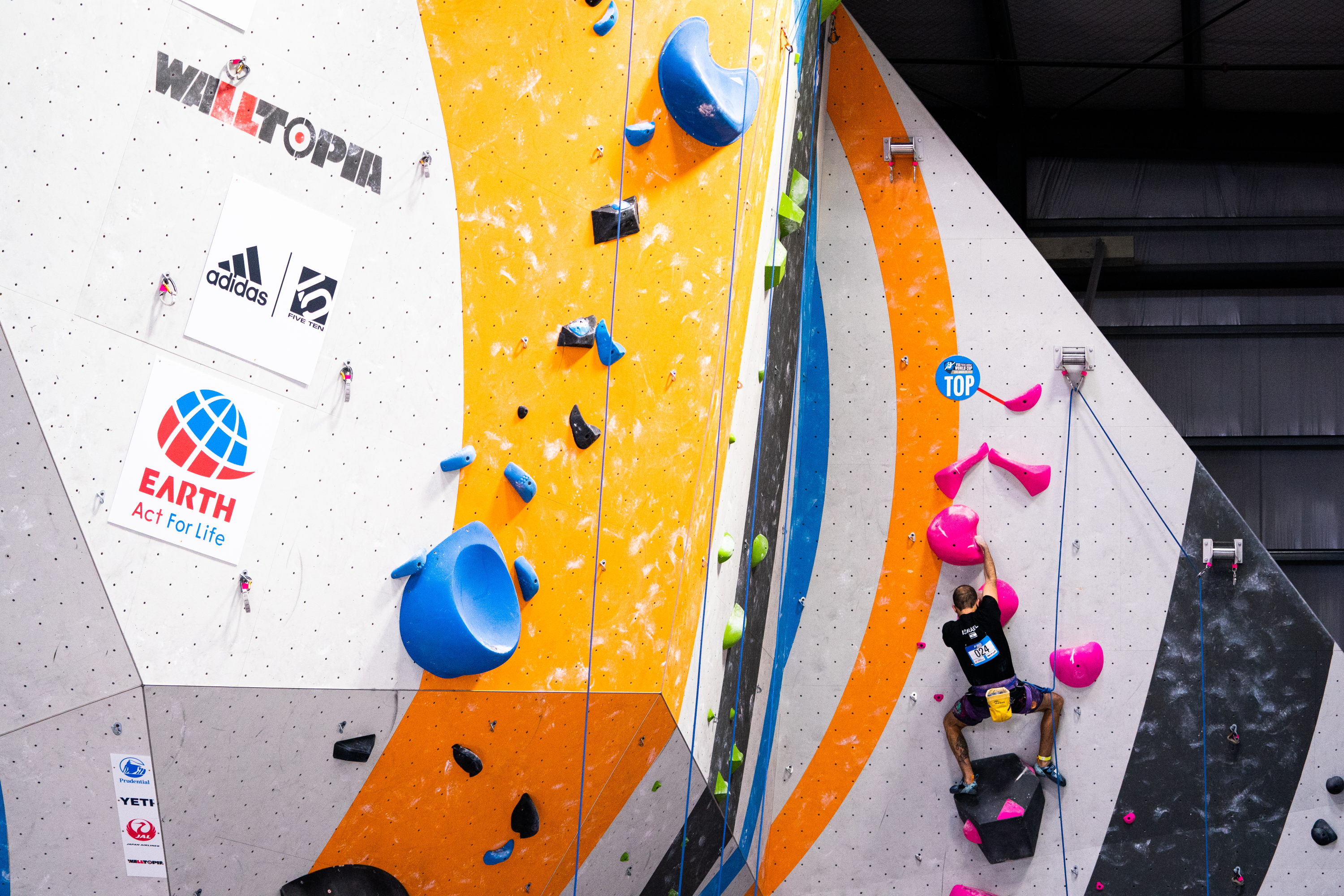 211009 IFSC News Paraclimbing qualifications results in Los Angeles