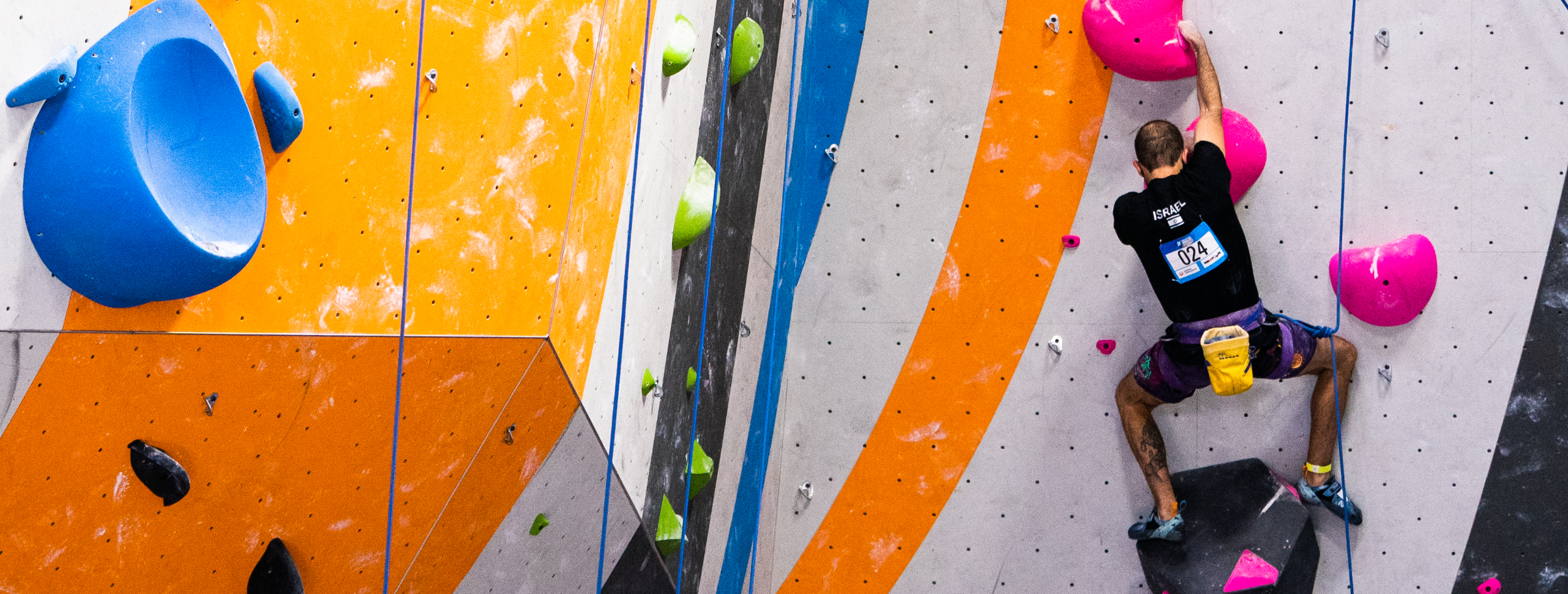 PARACLIMBING QUALIFICATIONS RESULTS IN LOS ANGELES