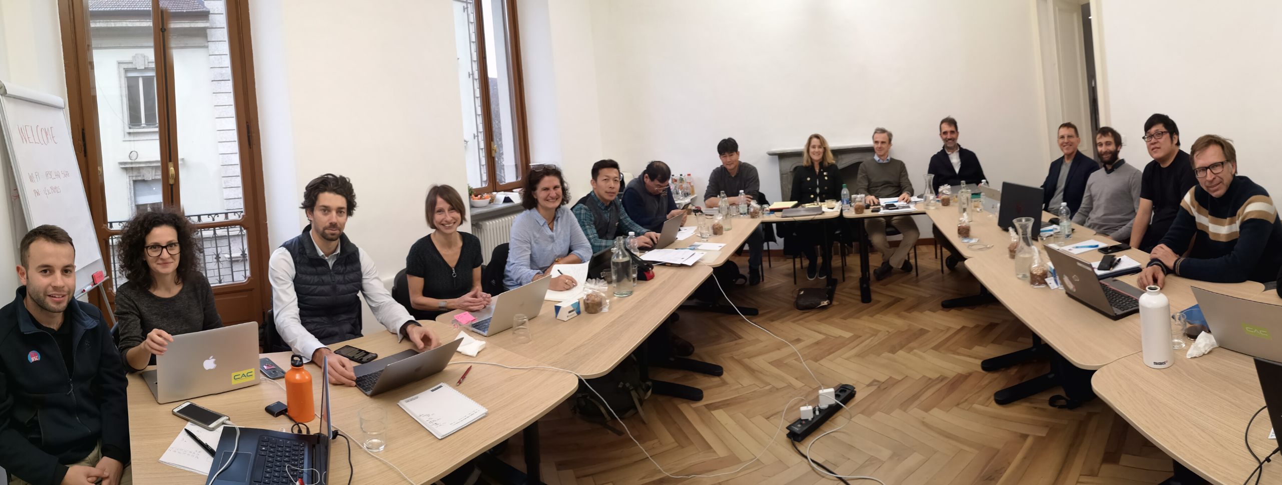 IFSC Executive Board Meeting December 2019