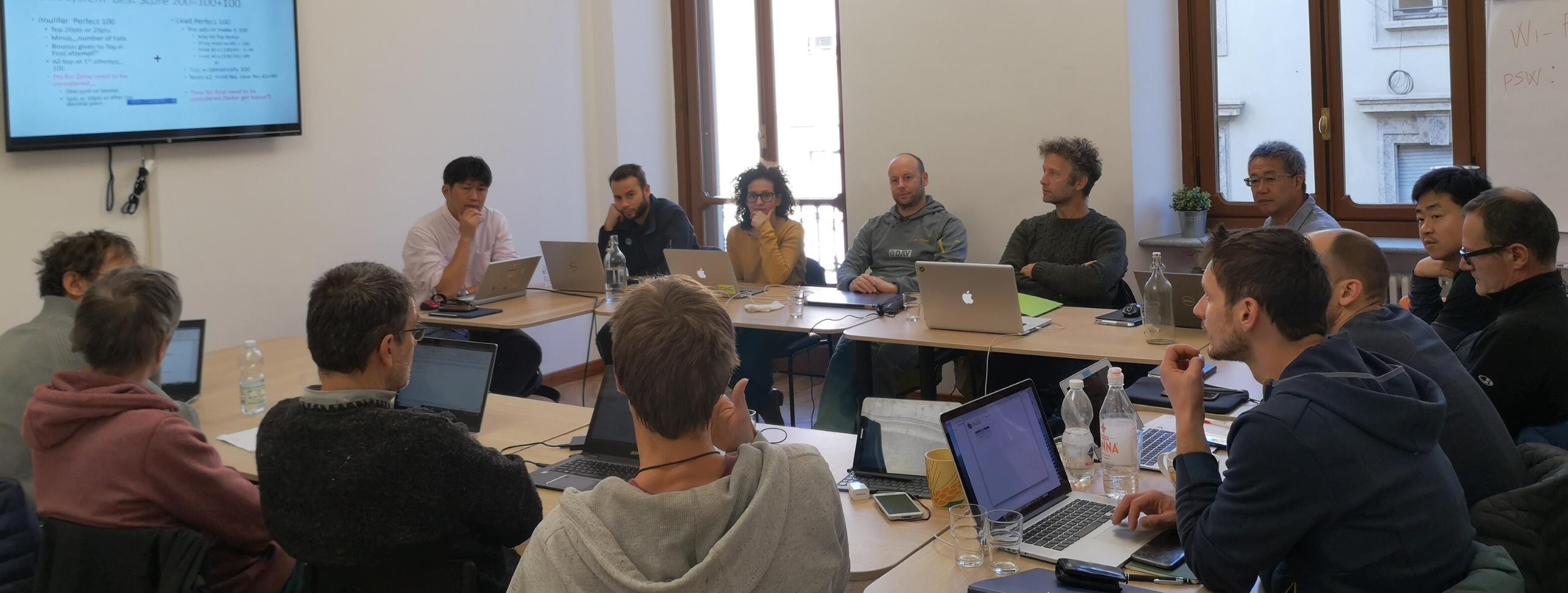 IFSC SDMC Meeting 2019 Small