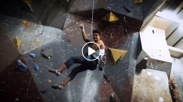 2017 PanAmerican Climbing Youth Championship Montreal Lead Final Entre Prises Highlight Video